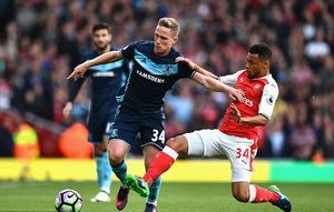 Video tổng hợp Arsenal 0-0 Middlesbrough