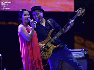 Phát cuồng tại Lễ hội Âm nhạc Quốc tế Gió mùa 2016