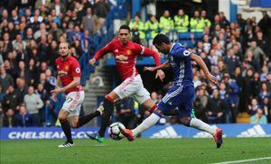 Chelsea vs M.U (2-0, hiệp 2): Quỷ đỏ gặp khó