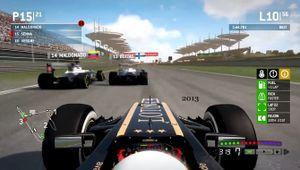 Nhìn lại 40 năm phát triển của game đua xe F1