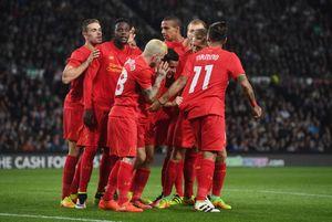 Thắng West Brom 2-1, Liverpool chia sẻ ngôi đầu bảng với Arsenal