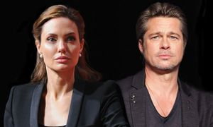 Brad Pitt không muốn ký đơn ly hôn của Angelina Jolie