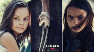 'Gặp gỡ' diễn viên nhí Dafne Keen (X-23) - cô 'con gái' mới toanh của Wolverine