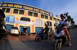 Thành phố Cẩm Phả chào đón giải U.21