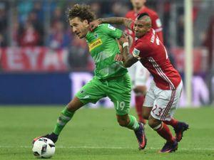 Bayern thắng nhàn nhã M'gladbach 2 - 0