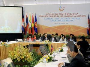 Cuộc họp quan chức cao cấp chuẩn bị CLMV lần 8 và ACMECS lần 7
