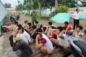 Đã bắt được 341 người trốn trại cai nghiện
