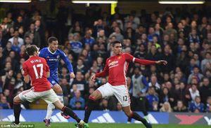 Chelsea 4-0 Man United: Jose Mourinho không còn đặc biệt