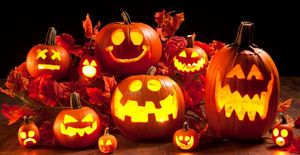 7 bước tạo hình bí ngô Halloween cực kỳ đơn giản
