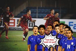 Fan Thái Lan liên tục nói 'ghen tị với Việt Nam quá'