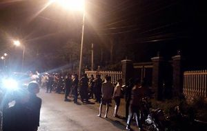 Vợ và con trưởng Ban dân vận huyện ủy nghi bị giết tại nhà