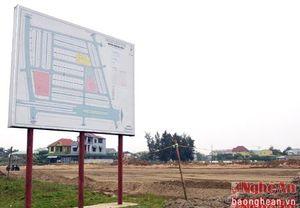 Đất ở TP Vinh được dự tính định giá thấp nhất 1,7 triệu đồng/m2