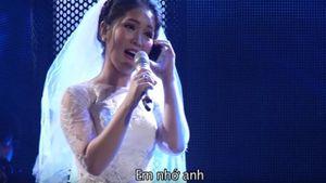 Sky bất ngờ hát 'Dưới những cơn mưa' bằng tiếng Hàn tặng Wanbi Tuấn Anh