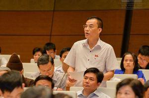 Lần đầu tiên Bộ trưởng Bộ Tư pháp giải trình ý kiến của các ĐBQH ngay tại phiên họp