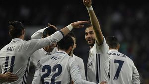 Highlights Real Madrid 2-1 Athletic Bilbao