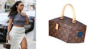 Chiếc túi nghìn USD được Rihanna yêu thích đặc biệt