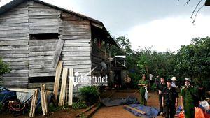 Vụ 3 người bị bắn chết, tạm giữ chủ nhà nơi xảy ra nổ súng