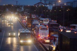 Thành phố Hồ Chí Minh cấm xe khách trên một số tuyến đường