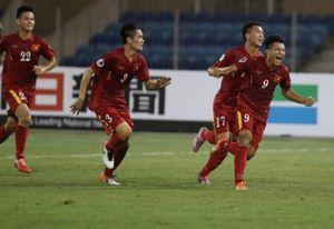 Cận cảnh hành trình giành vé dự World Cup của U19 Việt Nam