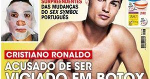 Ronaldo 'nghiện' làm đẹp hơn chơi bóng?