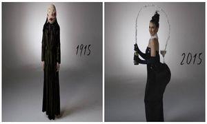 Trang phục Halloween thay đổi thế nào trong 100 năm qua?