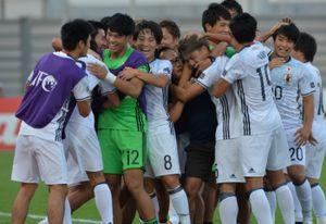 Đội U.19 Việt Nam đụng độ 'núi Phú Sỹ' ở bán kết châu Á