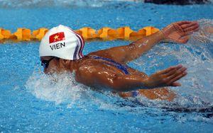 Ánh Viên giành hạng 6 nội dung 200m hỗn hợp giải FINA World Cup 2016