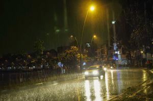 Thời tiết hôm nay 25/10, mưa dông phủ khắp cả nước