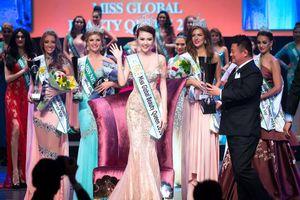 Tân 'Nữ hoàng sắc đẹp toàn cầu' Ngọc Duyên: Tiền đâu tôi mua giải