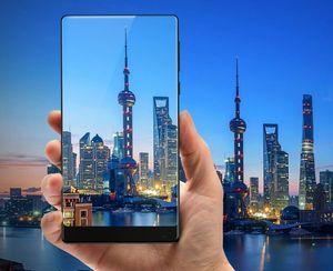 Thực tế smartphone không viền Xiaomi Mi Mix