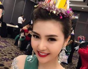 'Bản chất' cuộc thi Nữ hoàng sắc đẹp toàn cầu 2016 Ngọc Duyên vừa đăng quang