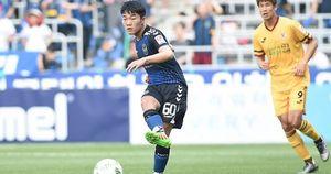 Clip: Xuân Trường thi đấu nổi bật giúp Incheon thắng play-off