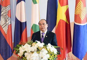 Thủ tướng Nguyễn Xuân Phúc phát biểu khai mạc Hội nghị ACMECS, CLMV