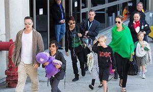 Brad Pitt lại bị FBI điều tra vì nhiều lần chửi mắng con