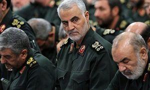Tướng Iran Soleimani làm cố vấn đánh phiến quân IS ở Mosul