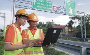 Hơn 50 mắt thần xử phạt vi phạm giao thông trên cao tốc Nội Bài – Lào Cai