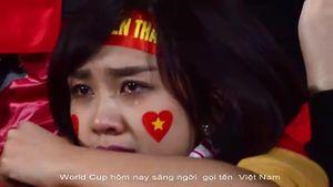 Ca khúc 'Giấc mơ World Cup' cổ vũ U19 Việt Nam gây sốt cộng đồng mạng
