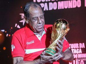 Huyền thoại Carlos Alberto đột ngột qua đời