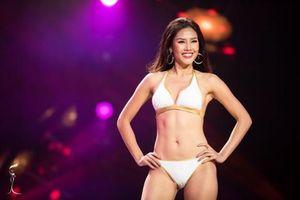 Nguyễn Thị Loan bắt đầu 'đấu' trực tiếp ở chung kết Hoa hậu Hòa bình Quốc tế
