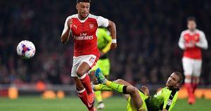 Clip Arsenal 2-0 Reading: Gọi tên người hùng Chamberlain
