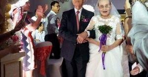 Hot trên face: Đám cưới 'kim cương' có 1-0-2, em bé 4 tuổi mang khuôn mặt cụ ông