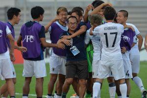 Bóng đá Nhật, bại tướng và nỗi đau mang tên Việt Nam