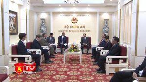 Tăng cường hợp tác giữa Công an Việt Nam và Hungary