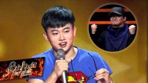 'Vấp ngã… rồi dứng dậy' - Bài hát ngỡ ngô nghê nhưng ý nghĩa bất ngờ của SMS Trung Quốc
