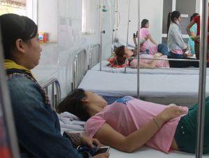 23 công nhân nhập viện nghi bị ngộ độc khí ga