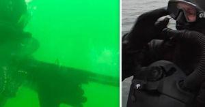 Video đặc nhiệm Nga khoe tuyệt kỹ diệt địch dưới nước