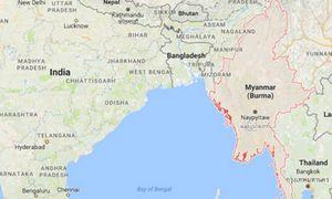 Tin nóng: Máy bay nước ngoài rơi ở ngoài khơi Myanmar