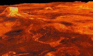 Bằng chứng núi lửa trên sao Kim hiện nay vẫn hoạt động