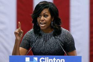 Không phải Hillary Clinton, Michelle Obama mới là người đóng sập cửa vào Nhà Trắng của Trump