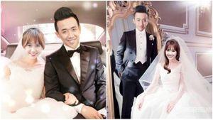 Đặt tiệc cưới Việt Nam, Hari Won và Trấn Thành sang Mỹ để làm gì?